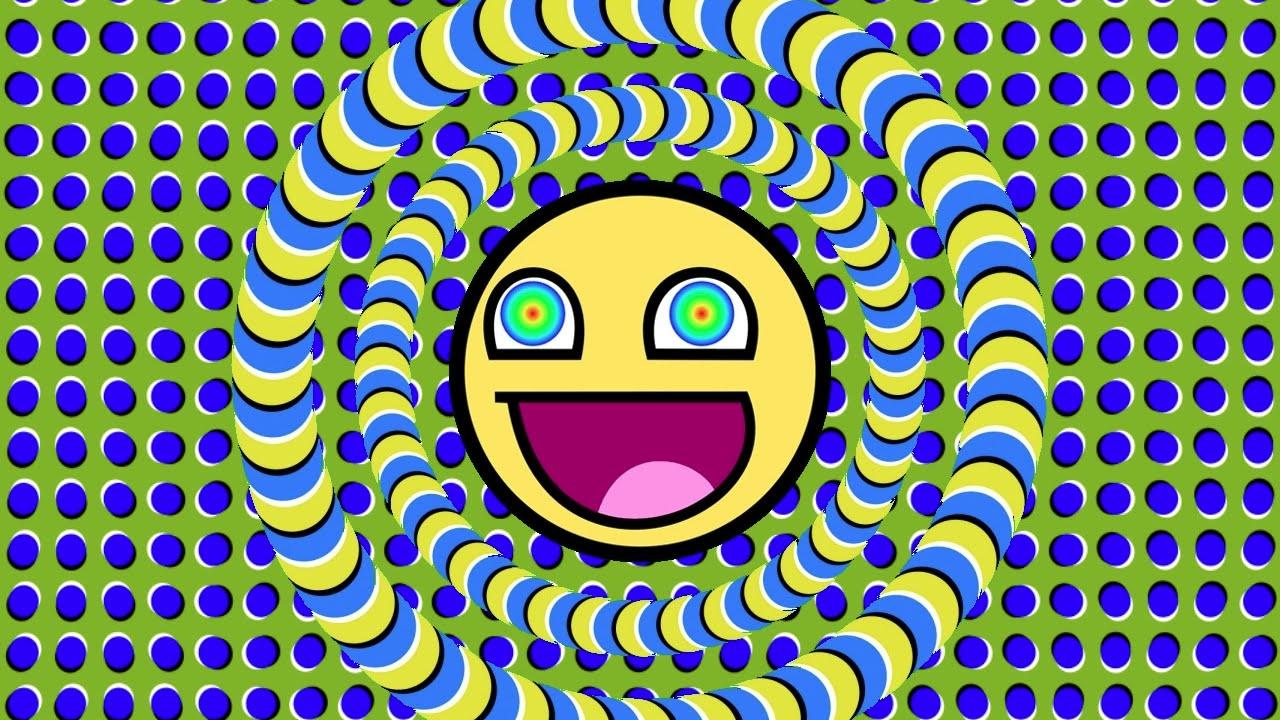 10 niesamowitych iluzji optycznych [TOPOWA DYCHA]