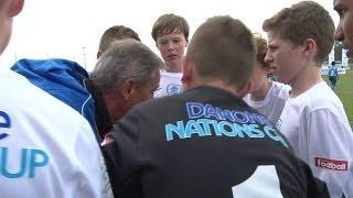 Les coachs - Danone Nations Cup 2014