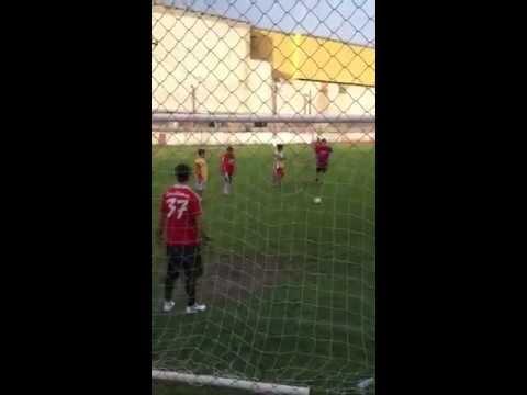 Mais um gol do artilheiro amapaense Jean Patrick