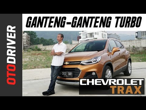 Chevrolet Trax Facelift 2017 Review Indonesia - Otodriver - Supported by GIIAS 2017