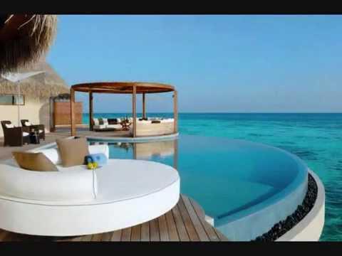 Islas maldivas vistas de las playas de las maravillosas for El mejor hotel de islas maldivas