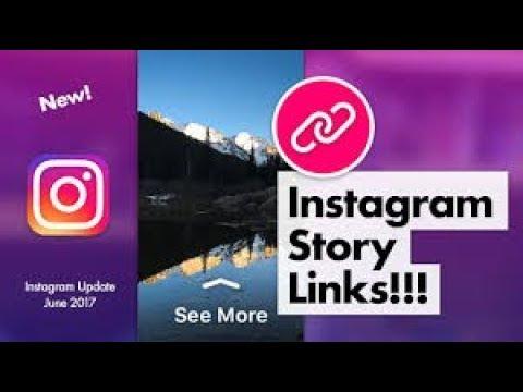 Instagram Hikaye Youtube Url Ekleme