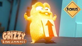 - TOP sp cial objets magiques Halloween Grizzy les Lemmings