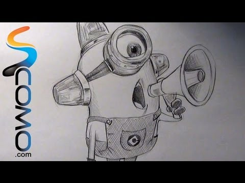 Dibujar Minion Ambulancia Youtube
