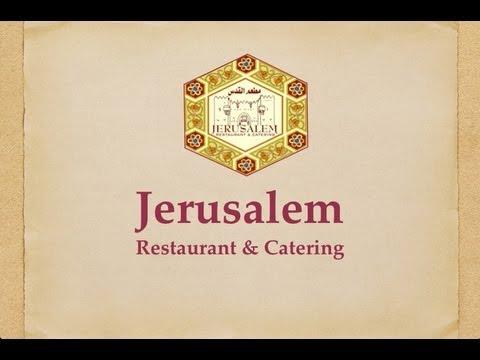 Jerusalem Restaurant Presentation