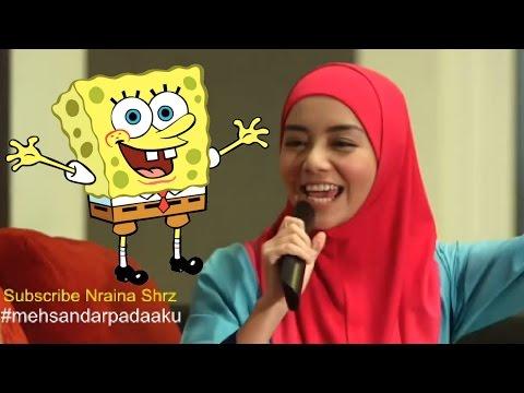 Aneem Nyanyi Lagu SpongeBob | Sweet Scene ep17 | Meh Sandar Pada Aku