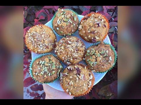 Best Ever Vegan Pumpkin Muffin Recipe