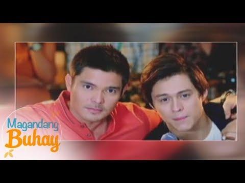 Magandang Buhay: Enrique Gil and Dingdong Dantes are ...