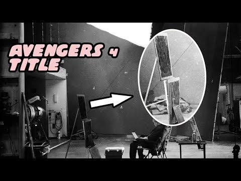 Avengers 4 Title Revealed! Avengers 4 Home?!