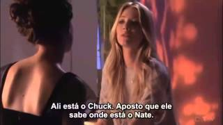 Blair & Serena 1x07/1x08 (Legendado)