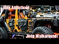 NEW Fully Modified JEEP WRANGLER ADDICTICON 2.O Mods, Mods, Mods