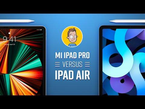 M1 iPad Pro VS iPad Air