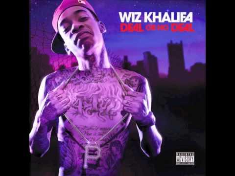 Wiz Khalifa - Chewy (Lyrics in Description)