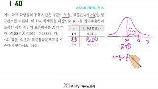 I 통계적 추정, 유형(~51), 확률과 통계 (고2,…