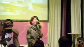 蔡淳佳 - 回家的路 @ 成都歌友会 [2009-12-02]