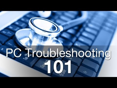 Computer Problems? Troubleshoot Your PC with Loyd Case! - Tekzilla