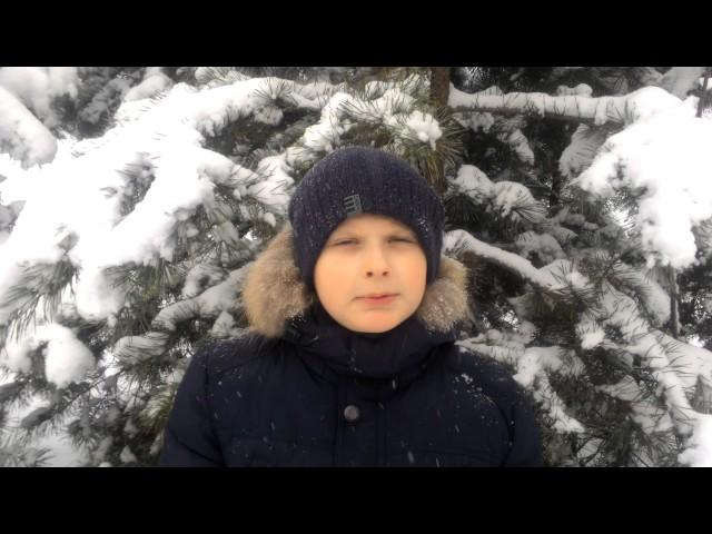 Изображение предпросмотра прочтения – КириллМазаев читает произведение «На севере диком стоит одиноко…» М.Ю.Лермонтова
