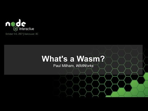 What's a Wasm?