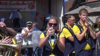 Bootwateren Ameland 2017 Flater Pret Orkest Ommen