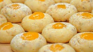 Гора вкусняшек из одного апельсина! Нежное печенье | Кулинарим с Таней