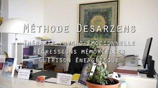 Claude Desarzens - La méthode de soin Desarzens