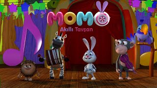 Akıllı Tavşan Momo - Şarkı Söyle Sende Bizimle Beraber 🎤📺 KANALIMIZA ABONE OLMAYI UNUTMAYIN