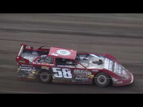 IMCA Late Model Heats Farley Speedway 7/15/16