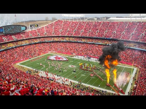 Kansas City Chiefs | Tomahawk Chop