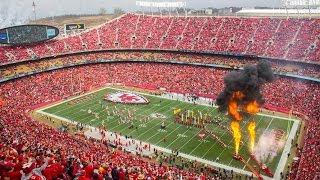 Kansas City Chiefs | Tomahawk Chop