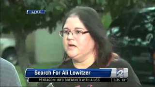 KPRC Search For Ali Lowitzer Planned
