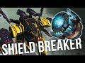 War Robots - NEW Shield Breaker Module (active) Breaks Ares Shield | Test Server Gameplay