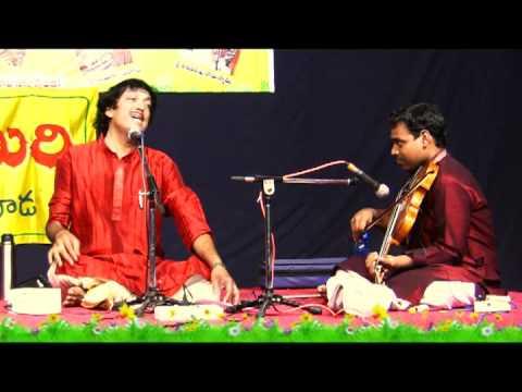 Sudhakar Modumudi, Ragam Tanam Pallavi 1