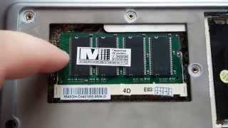 Как модернизировать ноутбук(В этом видео предлагаю Вашему вниманию первый (из 3- простых) способ модернизации ноутбука - увеличение опер..., 2014-04-22T15:58:45.000Z)