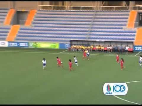 AzerbaijanGeorgia 7:0 U17 Women Friendly match 1