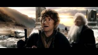 The Hobbit - Bilbo says goodbye to the dwarves