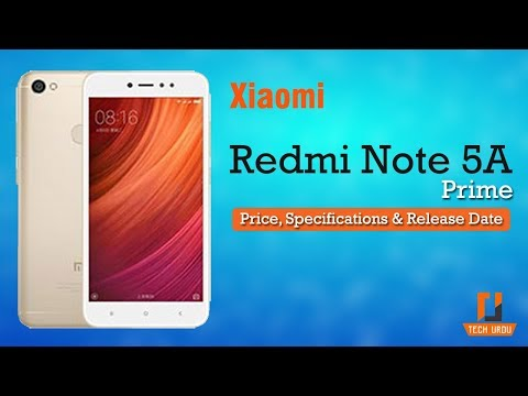 Xiaomi Redmi Note 5a Prime Price In Pakistan Worldnews