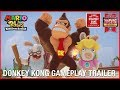 Mario + Rabbids Kingdom Battle: Donkey Kong Adventure DLC | Gameplay Trailer | Ubisoft [NA]