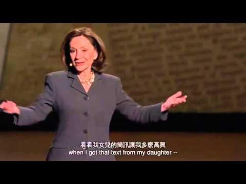 TED 中英雙語字幕:  雪莉·透克Sherry Turkle  有連綫,卻孤單?