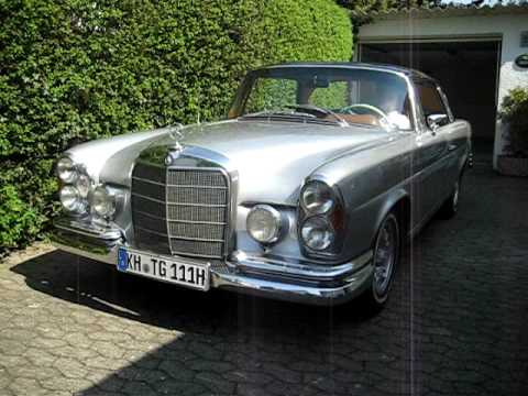 1965 Mercedes-benz 220se W111 4d Sedan - JCW5016194 - JUST ... |Mercedes Benz W111