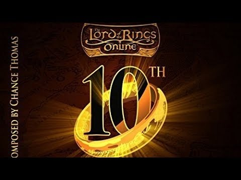 The Lord of the Rings Online Soundtrack Tracklist