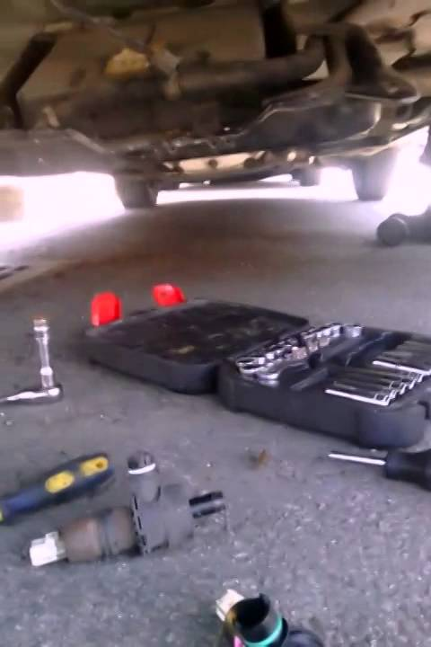 Code P0443 Lincoln Ford Evap Youtube
