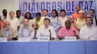 FARC piden perdón por matanza de civiles en 2002