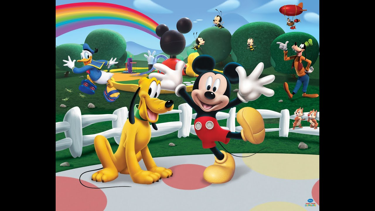 Mickey Mouse Clubhouse S02E04 Goofy Baby - YouTube