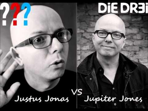 Justus Jonas VS Jupiter Jones