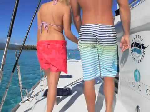 Tahiti Yacht Charter - Catamaran cruises in French Polynesia by easyTahiti.com