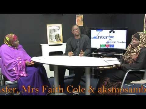 InterFace Gambia on Ben TV Friday 25th July 2014 akk Aji Macca Nyess Ci Diine Ji aak Pencha mi