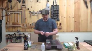 Flattening Chisel Backs and about Sharpening