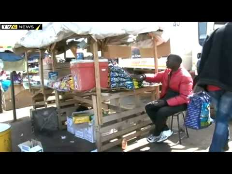 Zimbabwe Economy : Retailers Lose Out To Desperate Street Vendors
