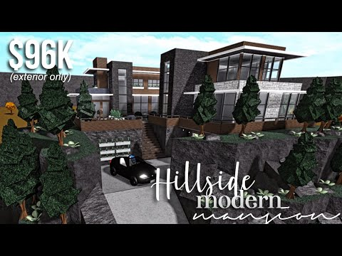 hillside-modern-mansion-(part1-exterior)-|-roblox-bloxburg-|-gamingwithv