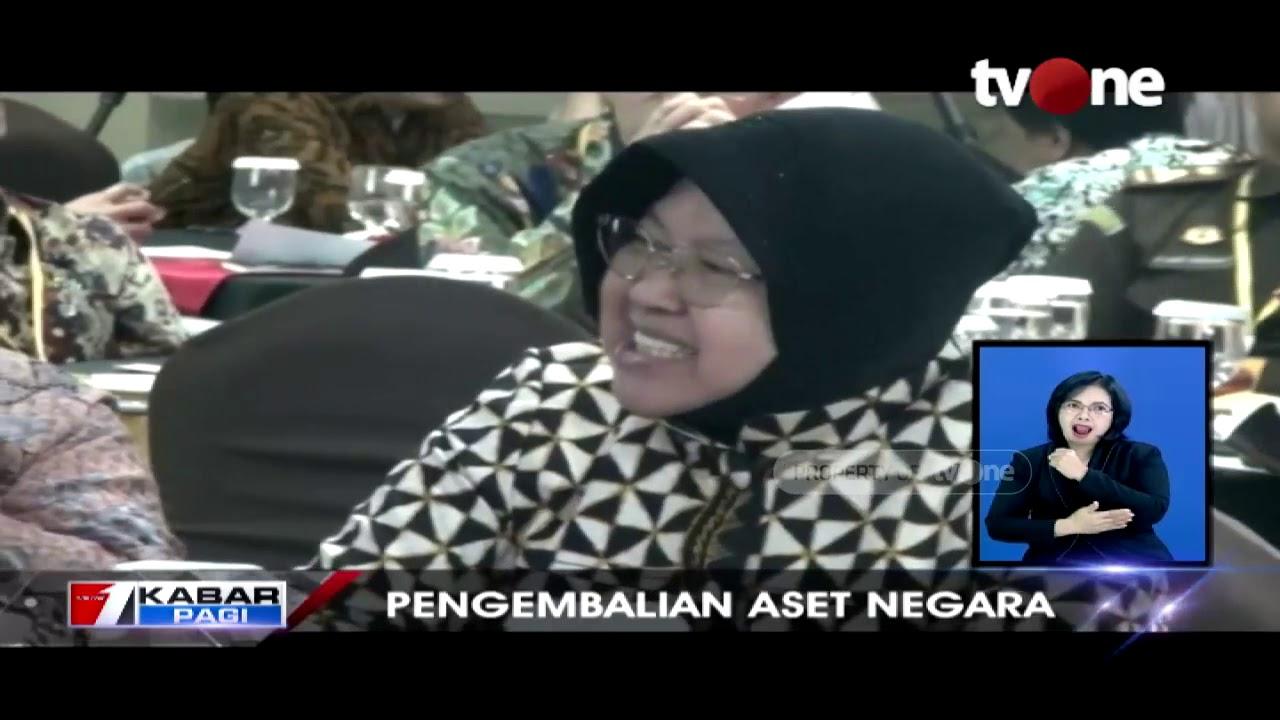Download Walikota Surabaya Berhasil Kembalikan Aset Negara Senilai Enam Triliunan